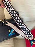 Сумка, клатч Луї Вітон Twist, шкіряна репліка, фото 4