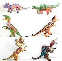 Фигурка динозавра со звуком 6801