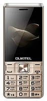 Oukitel L2801 3SIM Золотой (русская клавиатура)