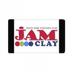 Полимерная Глина Jam Clay, Цвет: Черный, Брикет 20г, 1 шт