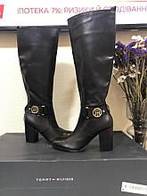 Ботинки \ кожаные сапоги \ кожаные ботинки \ высокие сапоги Tommy Hilfiger Womens Deeanne 35 34