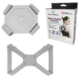 Корсет для спини хребта Nuoyi miao smart senssor corrector   Розумний коректор постави