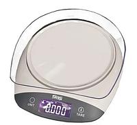Кухонные весы DSP KD7003 электронные с чашей до 3 кг, фото 1