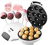Апарат для приготування пончиків DSP KA5001 1200 Вт   Прилад для пончиків тістечок горішниця