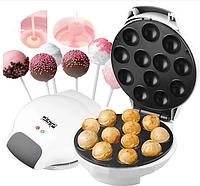 Апарат для приготування пончиків DSP KA5001 1200 Вт   Прилад для пончиків тістечок горішниця, фото 1