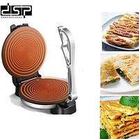 Лавашница блинница DSP КС3006 электрическая 1600 Вт | Аппарат для приготовления блинов, лаваша, пиццы, фото 1