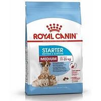 Royal Canin (Роял Канин) Medium Starter - первый твердый корм для щенков средних пород
