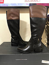 Ботинки \ кожаные сапоги \ кожаные ботинки \ высокие сапоги Tommy Hilfiger Womens Merritt