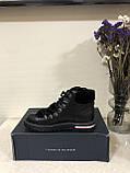Черевики \ шкіряні черевики \ чоботи Tommy Hilfiger Womens Shoes Ice, фото 2