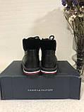 Черевики \ шкіряні черевики \ чоботи Tommy Hilfiger Womens Shoes Ice, фото 4