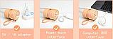 Блендер USB DSP KJ2087-Pink портативний | Шейкер для смузі | Міні-юсб блендер, фото 6