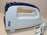 Миксер DSP KM2020 ручной 250 Вт  миксер 6 скоростей насадки для взбивания, теста Голубой, фото 4