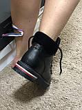 Черевики \ шкіряні черевики \ чоботи Tommy Hilfiger Womens Shoes Ice, фото 8