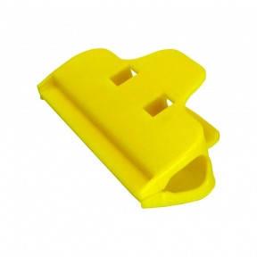 Зажим для фиксации дисплейного модуля, пластиковый, 100мм, фото 2