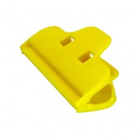 Зажим для фиксации дисплейного модуля, пластиковый, 100мм