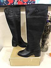 Черевики \ шкіряні чоботи \ шкіряні черевики \ високі чоботи Michael Kors Womens boots