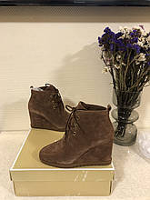 Ботинки \ кожаные сапоги \ кожаные ботинки \ высокие сапоги Michael Kors Womens boots
