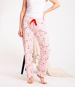 Штани домашні жіночі бавовняні Туреччина S-M-L-XL-XXL різні кольори