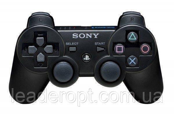 ОПТ Беспроводной джойстик геймпад PS3 DualShock 3 контроллер DualShock для PlayStation с вибрацией