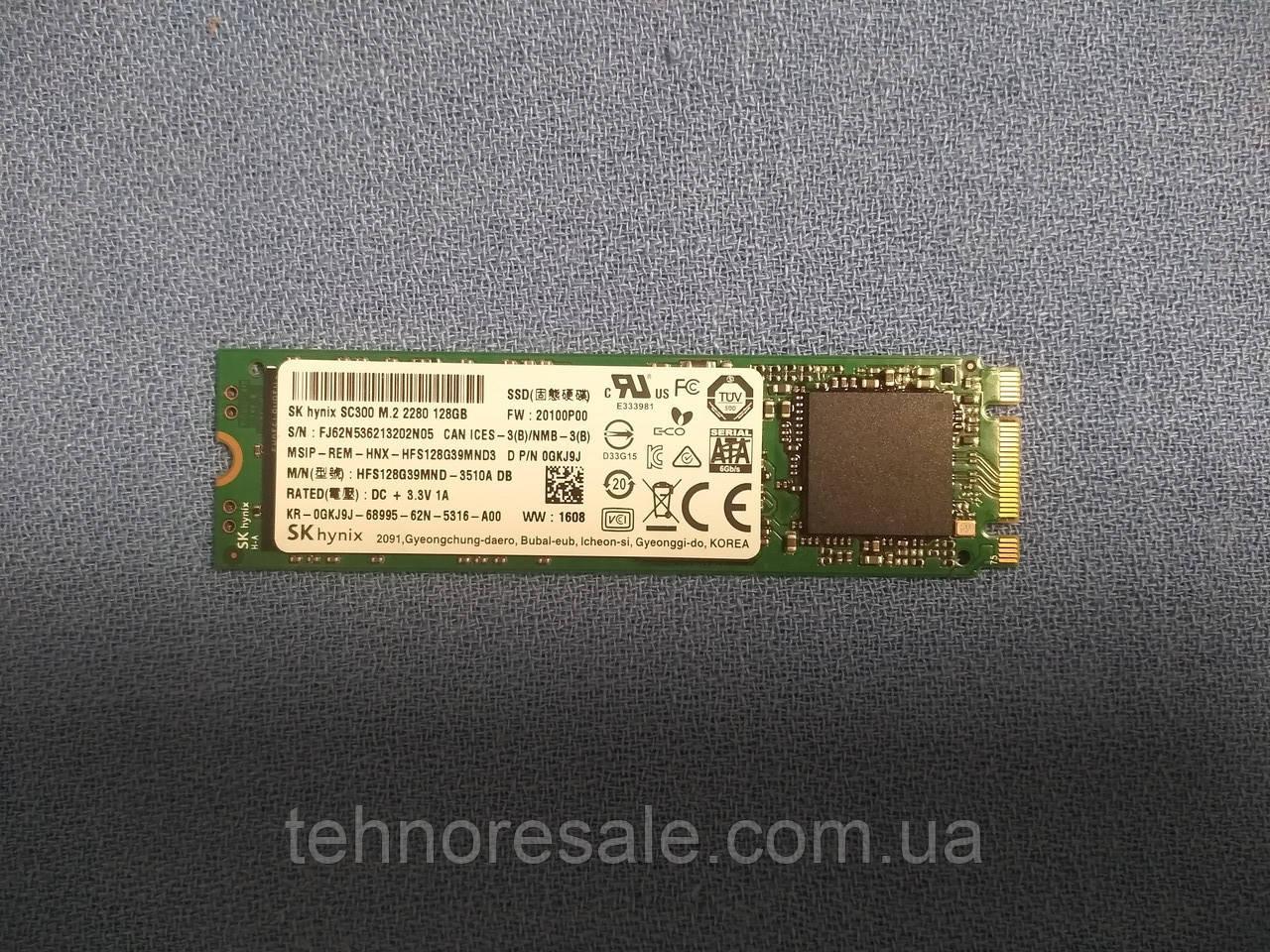 Sandisk x400 SSD M. 2 SSD 128Gb