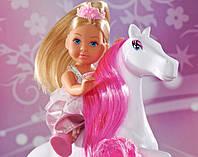 Оригинал. Кукольный набор Steffi и Evi романтический экипаж Штеффи Simba 5736646