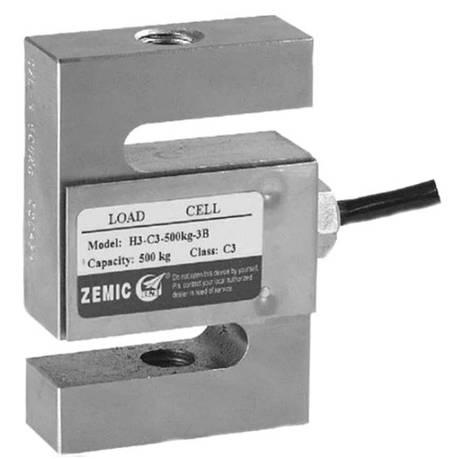 Тензодатчик веса Zemic H3-C3-25KG/750KG-3B, фото 2