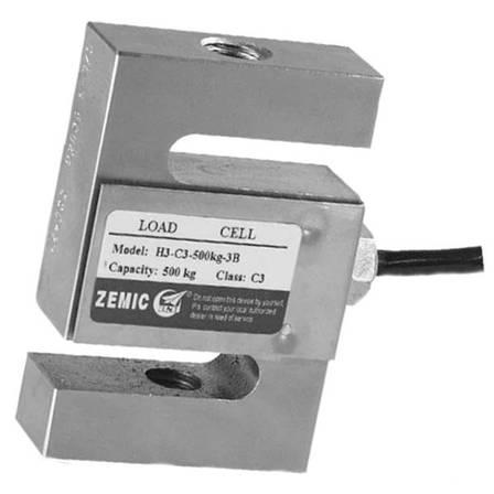Тензодатчик веса Zemic H3-C4-25KG/750KG-3B, фото 2