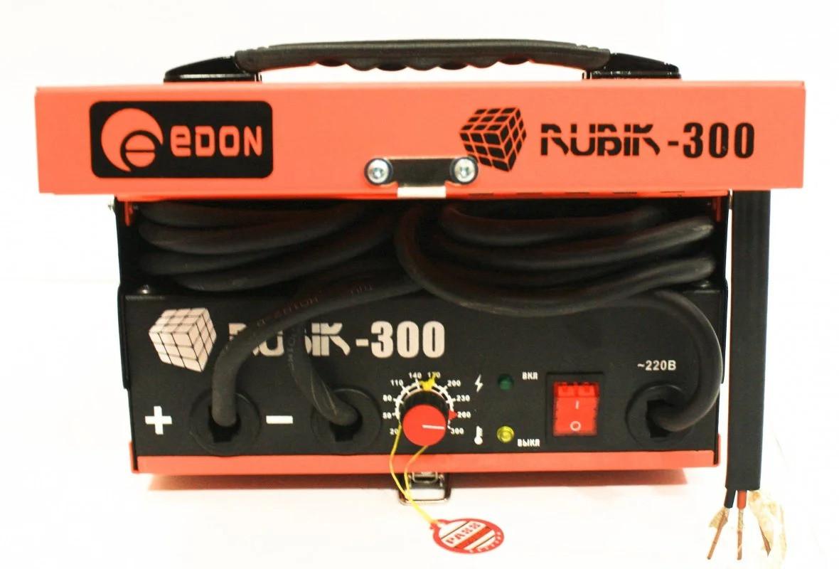 Зварювальний інвертор Edon RUBIK-300