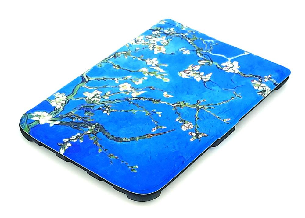 PocketBook 633 Обкладинка Blossoming almond van gogh - tpu