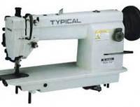 Швейная машина одноигольная для кожи и  мебельных тканей TypicalGC -6-7-D