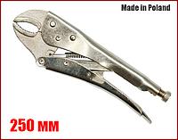 Клещи зажимные сварочные 250 мм Vorel 44100