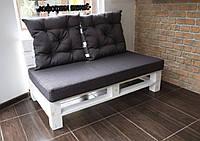 Подушки и матрасы для садовой мебели и диванов из поддонов