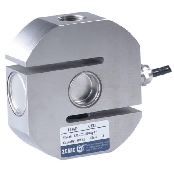 Тензодатчик ваги Zemic BM3-C3-150KG-3B