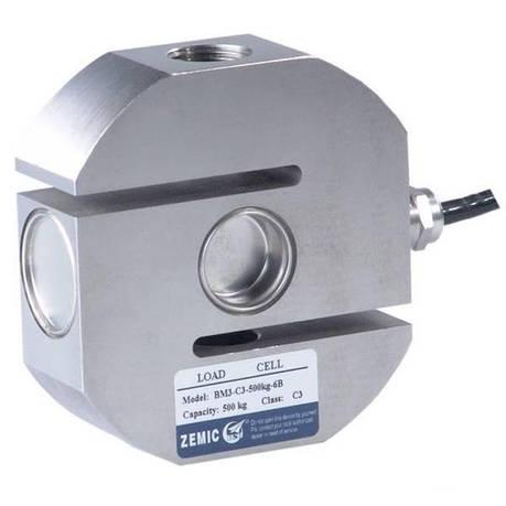 Тензодатчик ваги Zemic BM3-C3-150KG-3B, фото 2