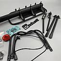 Багажник на велосипед алюмінієвий, фото 8
