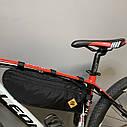 Вместительная велосипедная сумка B-Soul  под раму велосипеда, фото 7