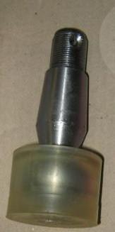Палец рулевой КАМАЗ в полиуретане (белый палец) (пр-во РЗТ г.Ромны)
