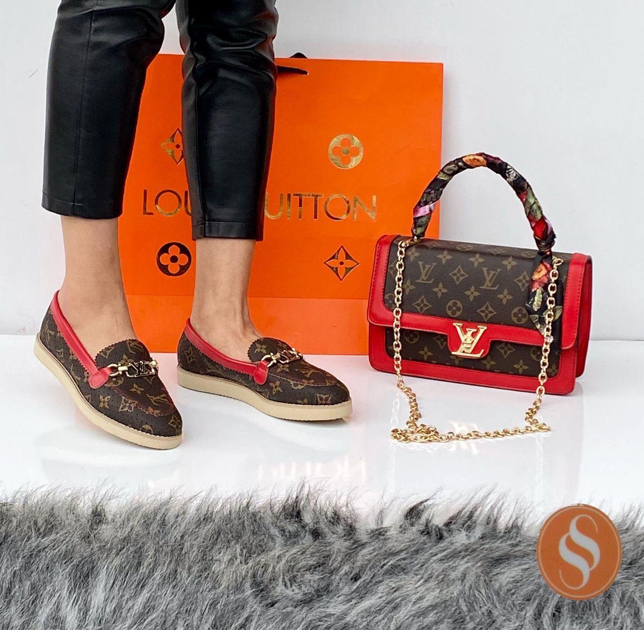 Комплект женская Сумка и обувь