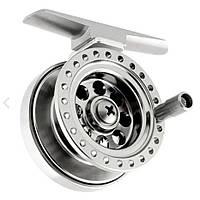 Алюминиевая катушка инерционная для удочек Optimum S200-45 (45мм)