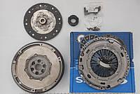 Демпфер / маховик + комплект сцепления VW T5 1.9 (77 kw,75 kw) SACHS (Германия)