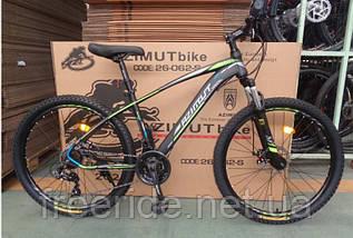 Гірський велосипед Azimut Nevada 27,5 G-FR/D (17), фото 2