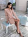 Сукня - піджак двобортне класичне короткий трендові в кольорах (р. S, M) 36032241, фото 4