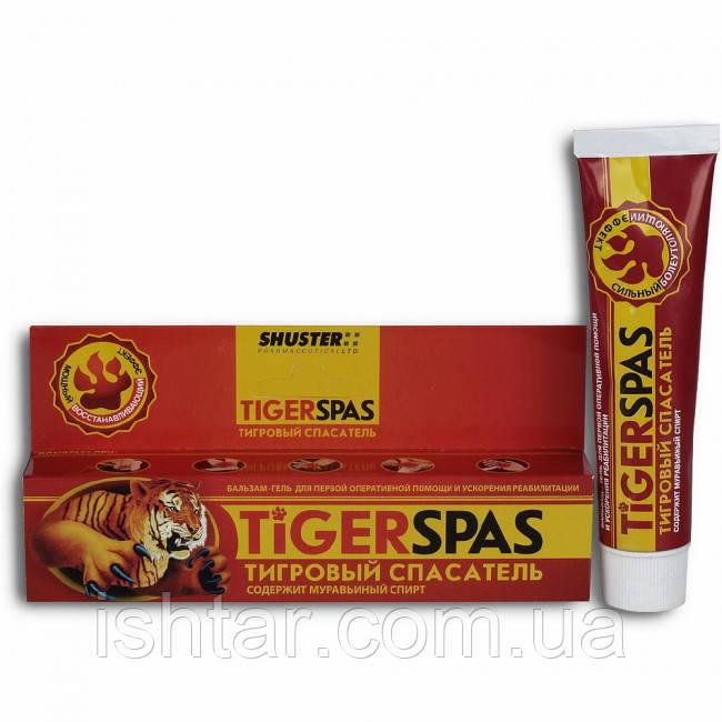 """Бальзам-гель для первой помощи и реабилитации """"Тигровый спасатель"""" (TIGERSPAS)"""