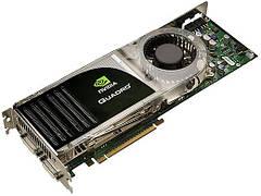 Видеокарта PNY Quadro FX 5600 PCI-E 1536 Mb 384 bit, бу