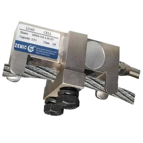 Тензодатчик ваги Zemic H9Z2-G5-500KG/2.5 T-2B, фото 2