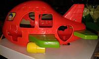 Игрушка детская самолет сортер
