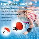 Аварійний рятувальний браслет. Рятувальна подушка для плавання на різьбовий балон СО2, фото 10