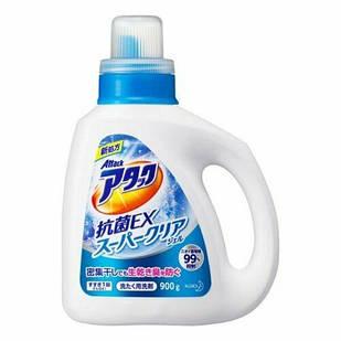 KAO Attack Antibacterial EX Super Clear Концентрований антибактеріальний гель для прання 900 гр