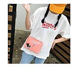 (4в1-як на фото)Рюкзак дівчина 4в1 тканина Оксфорд зроблений в Китай спортивний міської стильний опт, фото 4