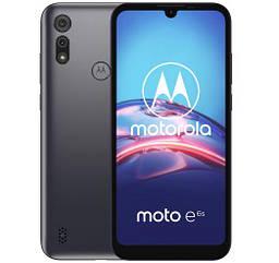 Смартфон Motorola E6S 4/64 GB Meteor Grey Mediatek MT6762 (Helio P22) 3000 мАч
